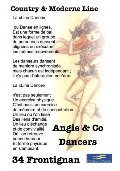 La line dance 1
