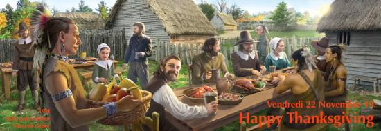 Thnaksgving pilgrims hero